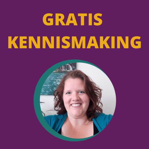 Gratis kennismaking met Rianne Weijer en ontvang tips