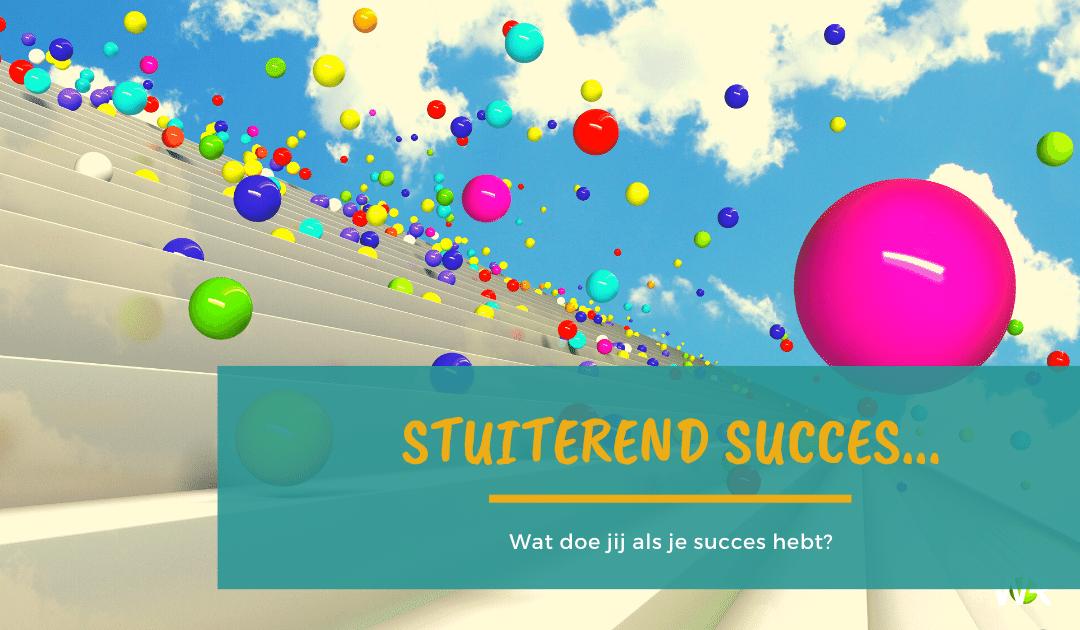 Stuiterend succes…